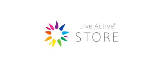 ロゴ:リブアクティブストア