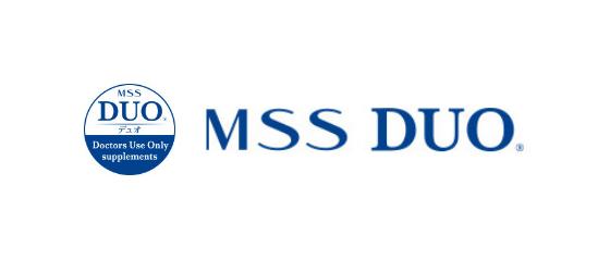 ロゴ:MSS DUOシリーズ